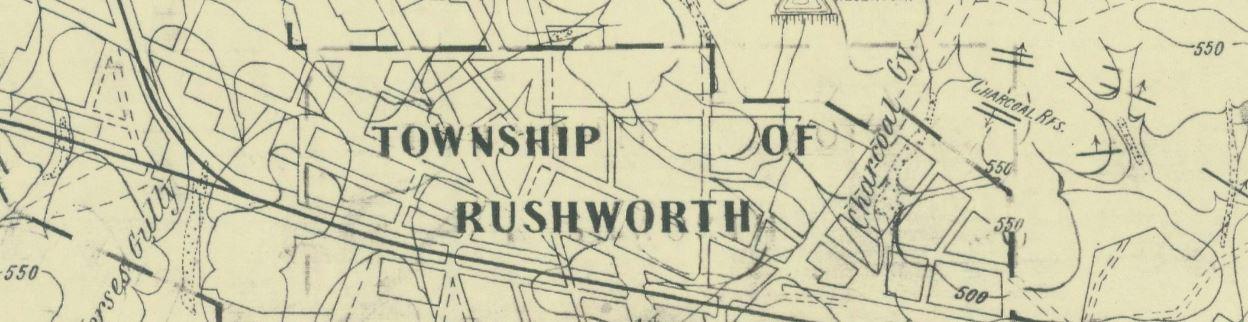 Rushworth gold map