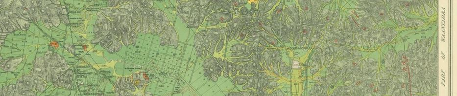 Waanyarra gold map